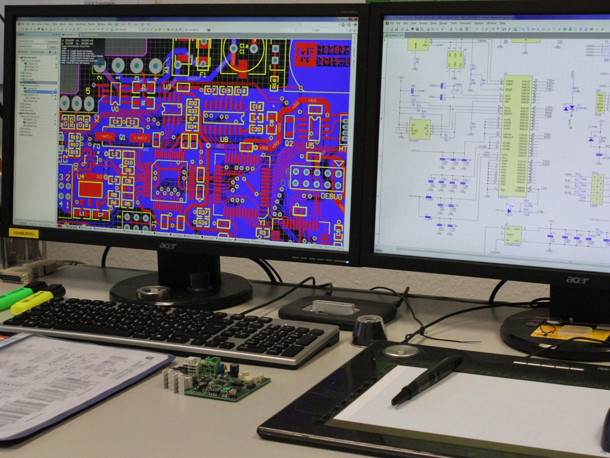 We design Your PCB – Neumark Electronic Solutions